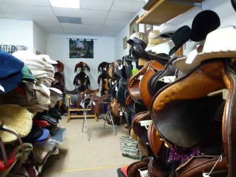 horse tack shop